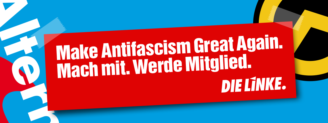 Make Antifascism Great Again 1140x428