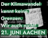 Internationaler Klimastreik - Fridays For Future