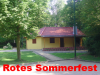 9. Rotes Sommerfest
